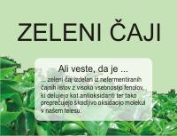 Zeleni čaji